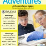 Free Class: Little Adventures at Oak Knoll | Creative Builders