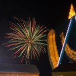 4th of July Fireworks Keansburg Amusement Park & Runaway Rapids