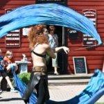 Renaissance Faire at the historic village of Smithville
