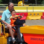 July 4th Weekend at Diggerland USA