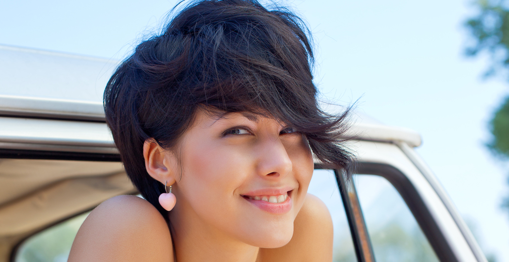 Hair Styling Tips : Only At Shoppers - Short Hair Styling Tips