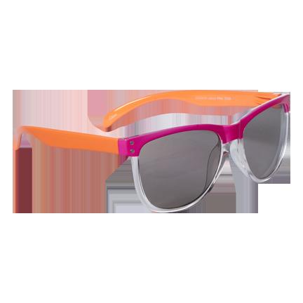 Jazzy Pink Wayfarer Sunglasses