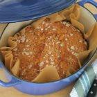 Gluten free artisanal bread