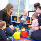 One of a million child care decisions: daycare or dayhome?