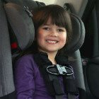 Keep kids safe in a diono radian rXT convertible car seat