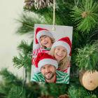Wallet Print Tree Ornament