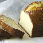 Ginger cardamon spice loaf