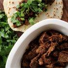 Slow Cooker Barbacoa Beef Bites