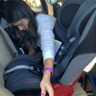 Installing my new Diono Rainier car seat