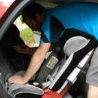 Installing my new Diono Radian RXT car seat