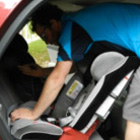 Installing my new Diono Radian RXT car seat