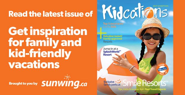 Kidcations 2017/18 Edition