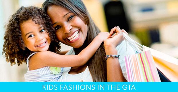 Kids Fashions in the GTA