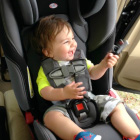 Day to Day with my Diono Rainier Car Seat