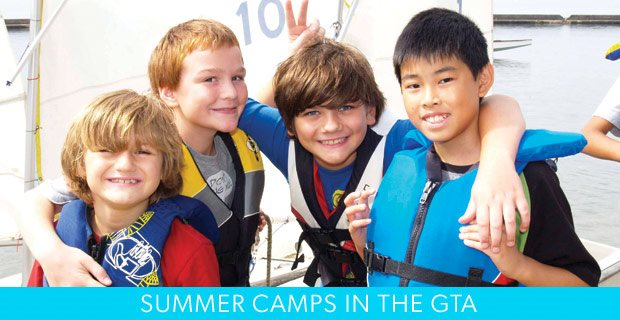 Summer Camps in the GTA