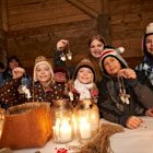 First Light in Sainte Marie should be an Ontario holiday tradition