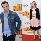Will Arnett & Katherine Heigl join forces to talk kids and their new movie The Nut Job