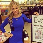 "The View alum Debbie Matenopoulos: ""I am excited about every aspect of motherhood."""