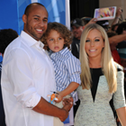 "Former NFL star Hank Baskett on parenting: ""When you have a child, it makes you appreciate the little things every day."""