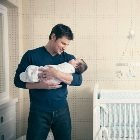 Nick Lachey is loving every minute of fatherhood