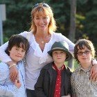 Picket Fences star Lauren Holly talks about her sons and returning to acting
