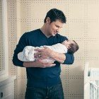 "Multi-platinum recording artist and TV personality Nick Lachey:""Fatherhood has changed me in every way."""