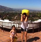 Star Moms Participate in ALS Ice Bucket Challenge