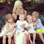 "Reality star Tori Spelling says, ""I think we go through things that we need to go through"""