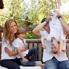 "The Bachelorette alum Trista Sutter says ""My family is my everything."""