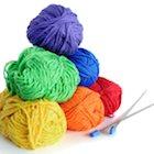 K is for Knitting