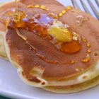 Apple Fritter Pancakes