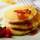 Warm Winter Breakfast: Banana-Walnut Pancakes