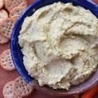 Zucchini Tzatziki Hummus