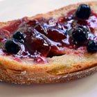 Summer's Best Saskatoon Berry Jam