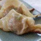 Homemade Ginger Pork Potstickers