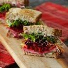 The Mega Veg Pulse Sandwich