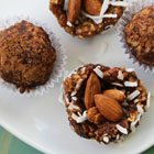 Better-for-You Date-Nut Easter Egg Truffles