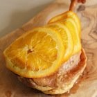 Duck Confit with Orange and Grand Marnier