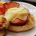 Easy baked eggs benny