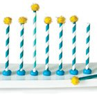 Flame-free menorah