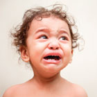 How to handle those dreaded temper tantrums
