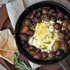 Roasted Feta and Olives