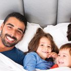 Touchy Subject: Is it a good idea to bed share with your kids?