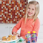 Lunch Apeel system makes healthy eating fun
