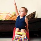 The key to successful toilet training