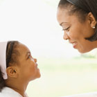 How talking to your child can improve development