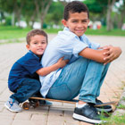 Do older siblings have too much influence on younger ones?
