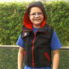 New inflatable vest hopes to be a lifesaver for families with autism