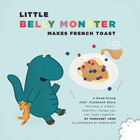 Book Review: Little Belly Monster Cookbook