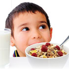Cereal and milk remain a Canadian favourite
